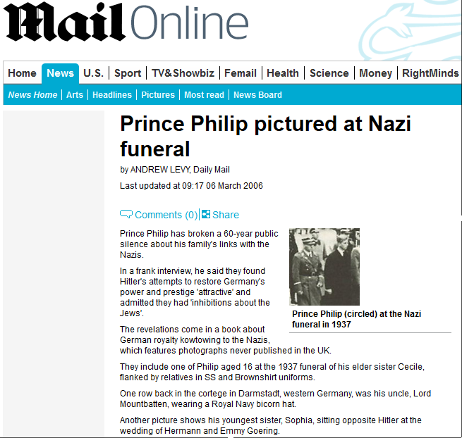 philip nazi