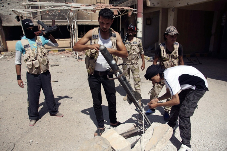 syria- rebels