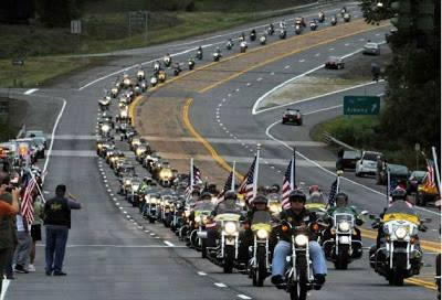 2 Million Bikers are heading for Washington DC Right now even though their Permit was denied for 9/11 & this will become very interesting as they reach there in time to be there at the same time as the Million Muslim March. Stand Tall with these Patriots and Share this please as they are riding for our Freedom! PLEASE SHARE THIS!!! Can we Get 2 Million Shares for the 2 Million Bikers by 9/11? www.Facebook.com/BreakingObama www.BreakingObama.com www.Twitter.com/Breaking_Obama