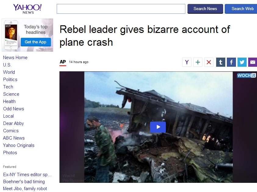 mh17 proof