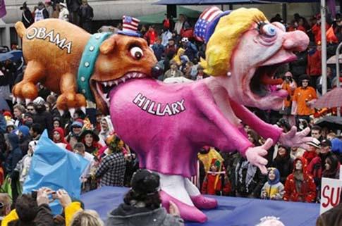 Obama-bites-Hillary
