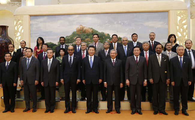 asian infrastructure investment bank inauguration 2