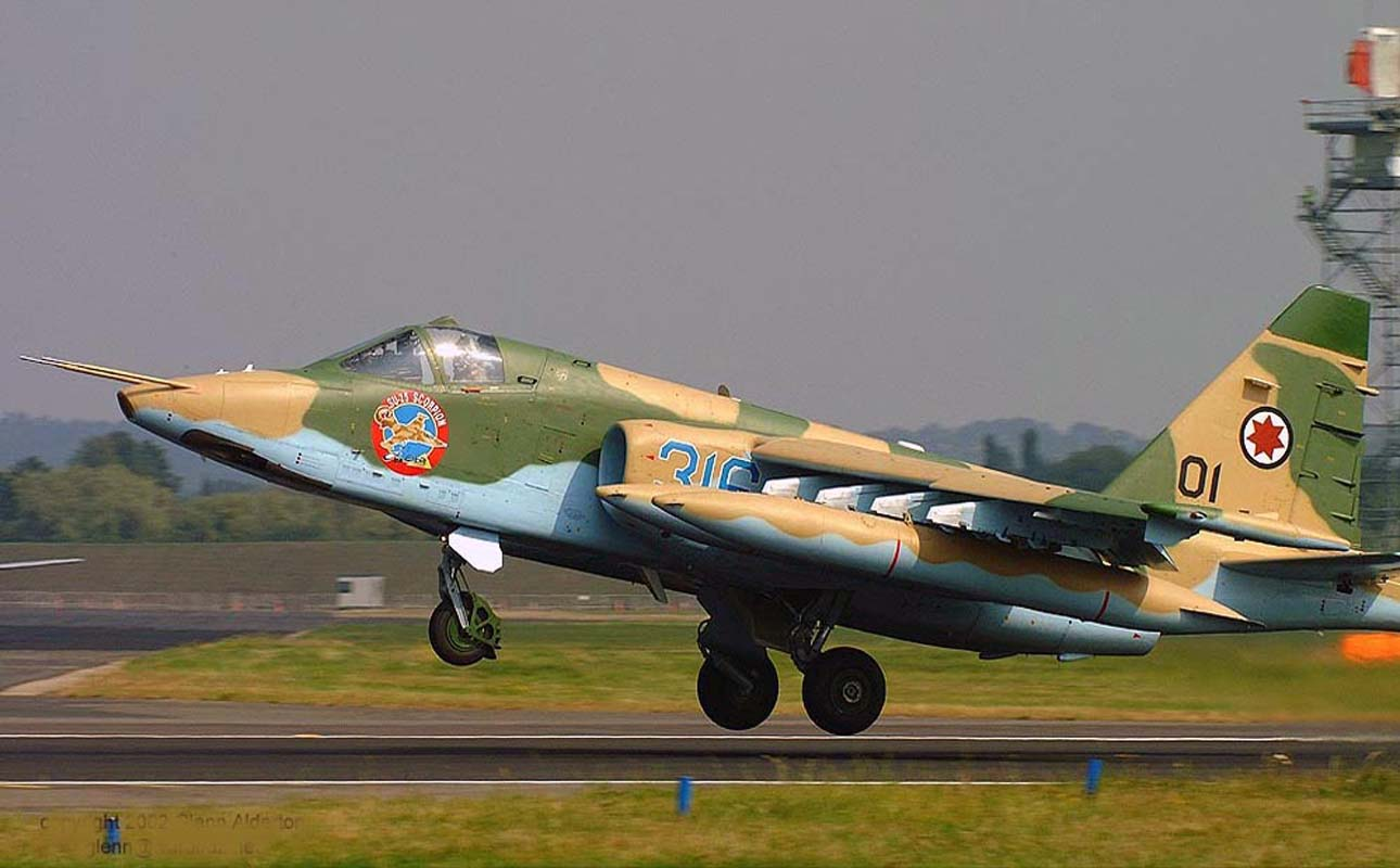 Israeli-modified-Su25