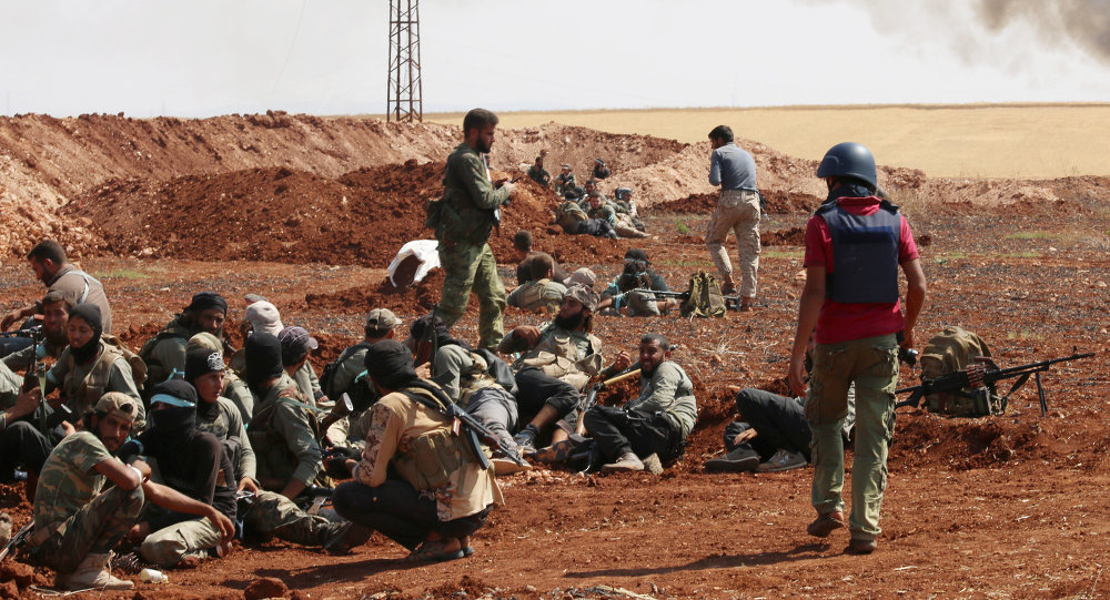 moderate rebels in syria