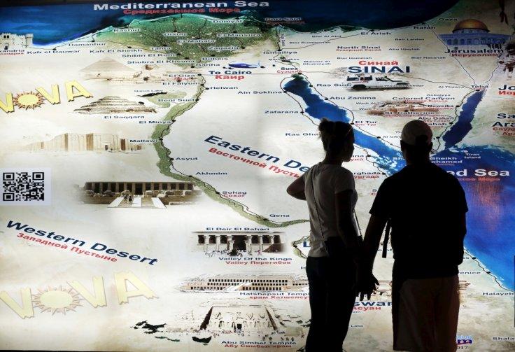 egypt-map-sharm-el-sheikh