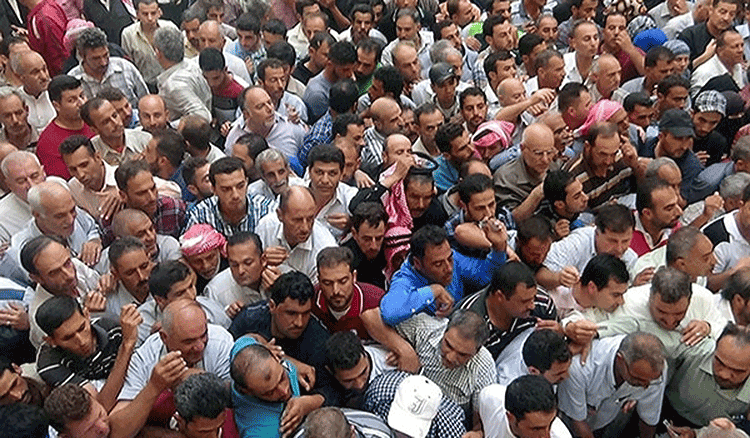 Over-10,000-Syrians-rebels-Lay-Down-Arms-in-Two-Years