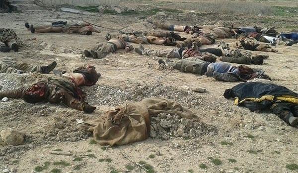 45 ISIL Militants in Raqqa Province