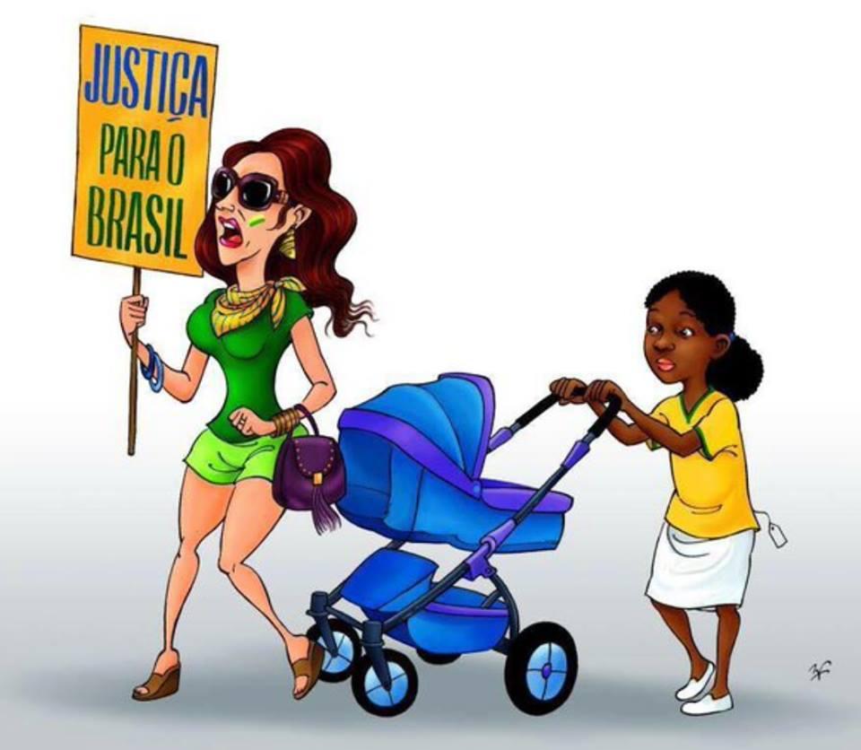 class struggle in brazil