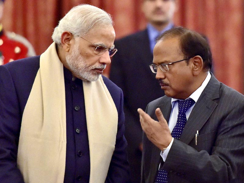 Ajit Doval, India's Spymaster And National Security Advisor