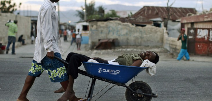 United Nations officials acknowledged, for the first time, the role peacekeepers played in the 2010 deadly cholera outbreak in Haiti that killed 10,000 people and sickened hundreds of thousands of others.