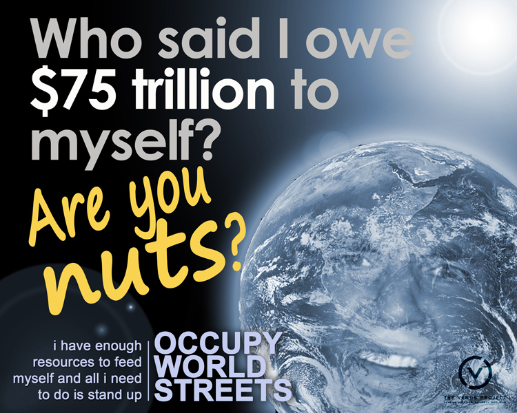 Occupy Wall Street transforms into Occupy World Streets