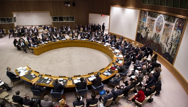 Syria's fate on the line at UNSC meeting