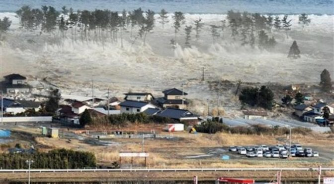 Japan's government, threatened with more HAARP attacks, pays 60 trillion yen to Feds