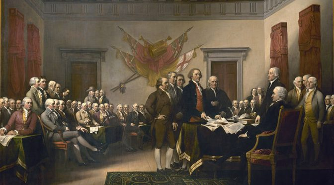 July 4th 1776 – The First Brexit | Thom Hartmann