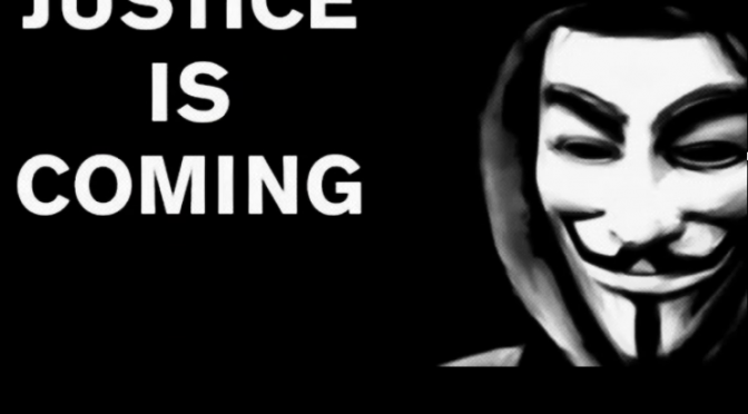 Anonymous Declares War Against The Establishment