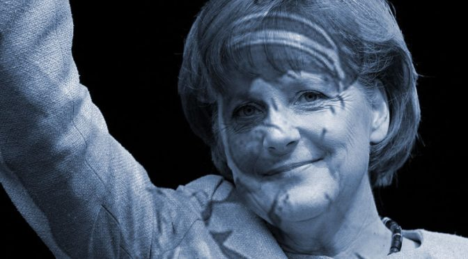 Merkel is No Angel But a Hitler