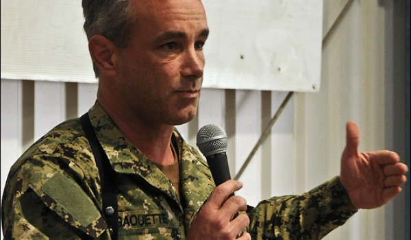 Obama Fires Top Admiral as Coup Plot Fears Grows