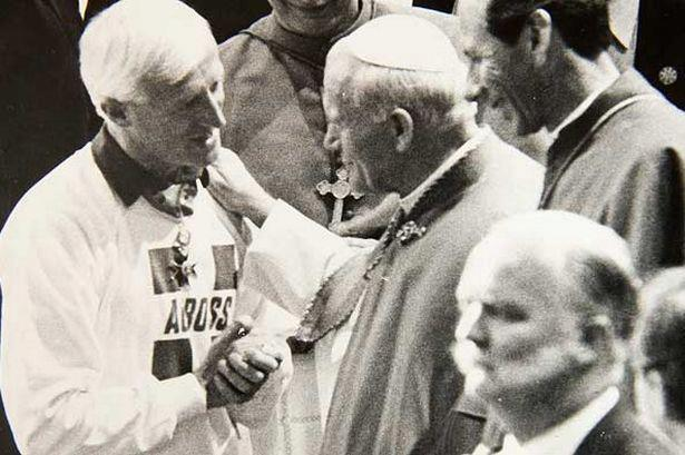 savile and pope jp2