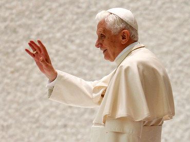BREAKING NEWS: Pope Benedict XVI Resigns!