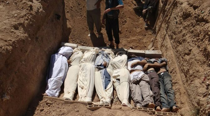 Saudi & Syrian Rebels Behind Chemical Attack