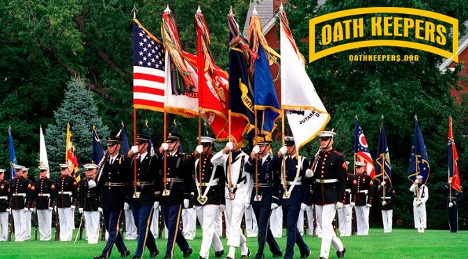OathKeepers Going Operational