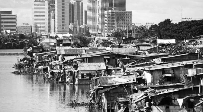 Despite high economic growth, PH poverty on the rise