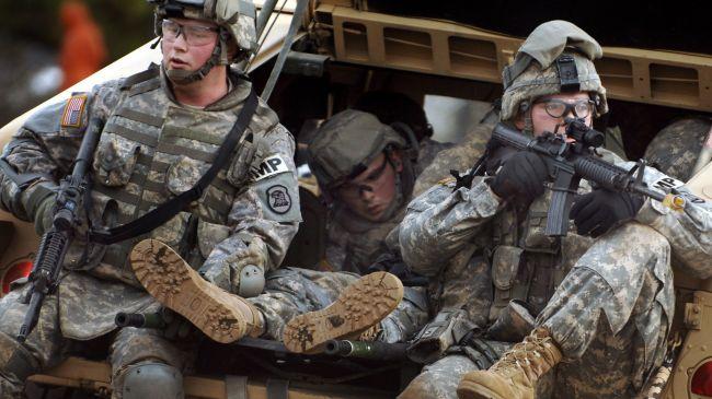 Secret American Army