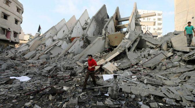 Long-Term Truce in Gaza Declared; 7-Year Blockade Lifted