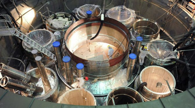 Non-radioactive Nuclear Plants Emerging
