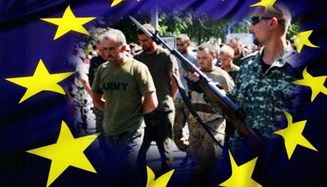 EU Going for Broke in Ukraine