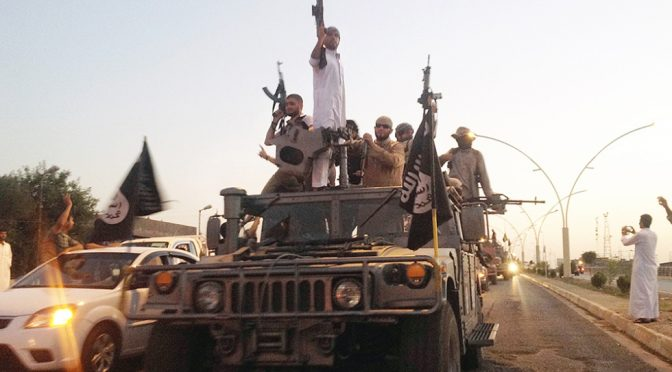 CIA Required to Train and Defeat ISIL