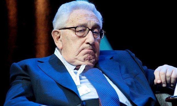 New World Order in Chaos [Kissinger]