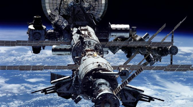 NASA Ignoring Russia's Discovery of Microbes on Surface of ISS