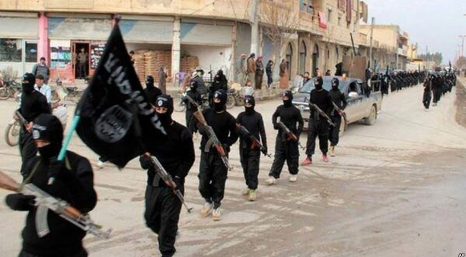 ISIL: MORE THAN JUST A $1 MILLION INDUSTRY