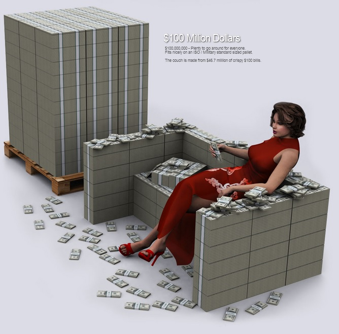 bank deposit illusion