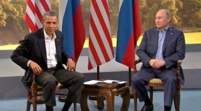 Praising Putin