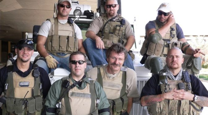 Blackwater Founder Remains Free and Rich While His Former Employees Go Down on Murder Charges