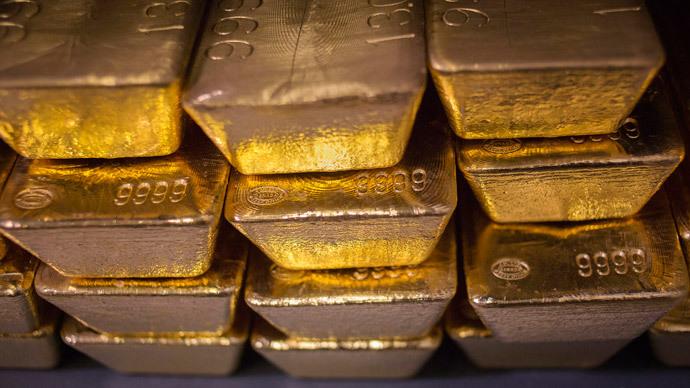 iran gold