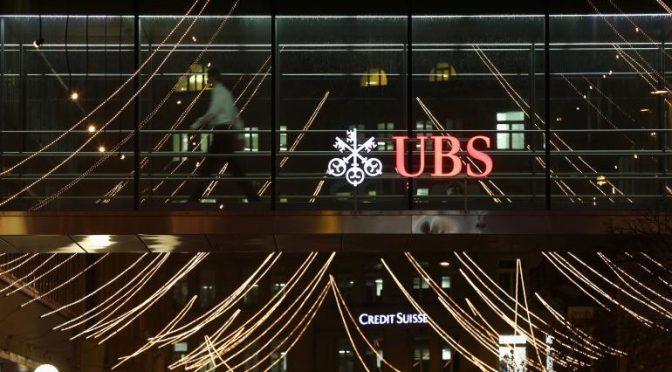 UBS Settles Over Gold Rigging