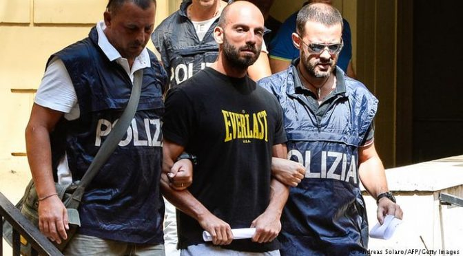 Italy Arrests Calabrian Mobsters as Rome Mob Probe Widens