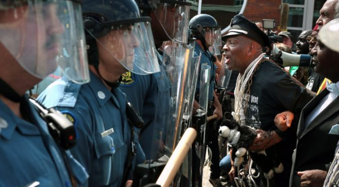 Why The Obama Administration Is So Determined To Start A Race War