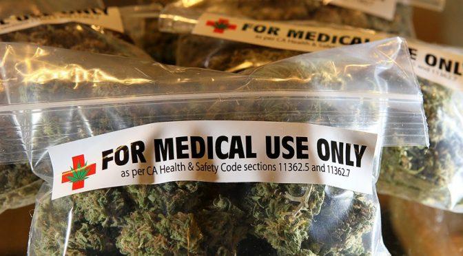 Congress Quietly Ends Federal Ban On Medical Marijuana