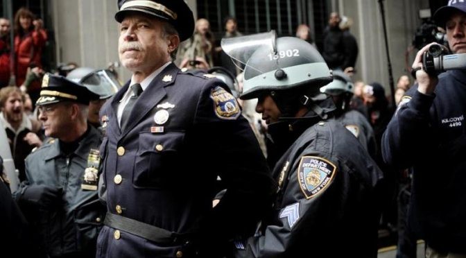 ex-Police Captain Says Cops Are Mercenaries for Corporations
