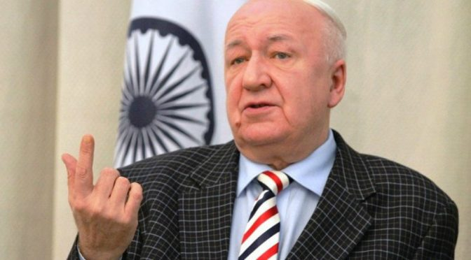 Diplomat Expects Russian Regions to Be Forefront in Cooperation With India