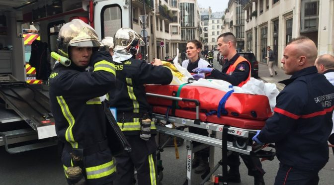 Paris Attack Associated With US 9/11 Cover-Up