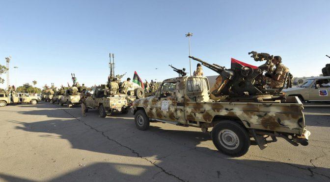 Goldman Sachs in Libya