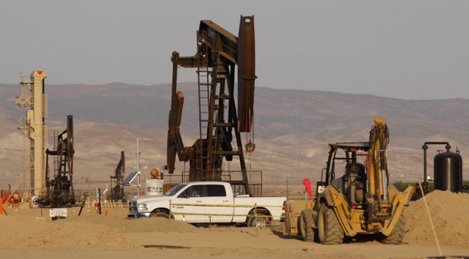Bankruptcies on Energy Companies Have Begun