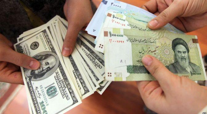 Iran's De-Dollarization Complete