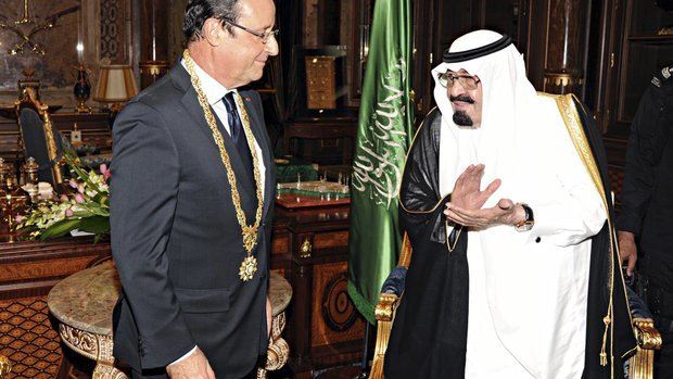 The fake Paris incident is aimed at taking down the house of Saud