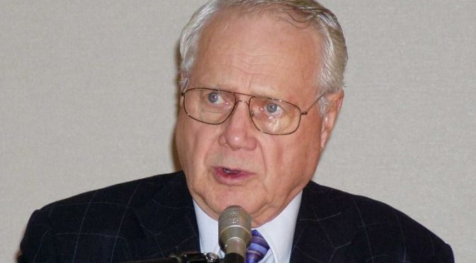 Ted Gunderson: FBI Whistleblower vs. Satanists